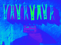 Thermal imager effect 2