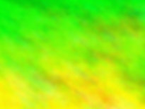Lime yellow automatically generated blurred background